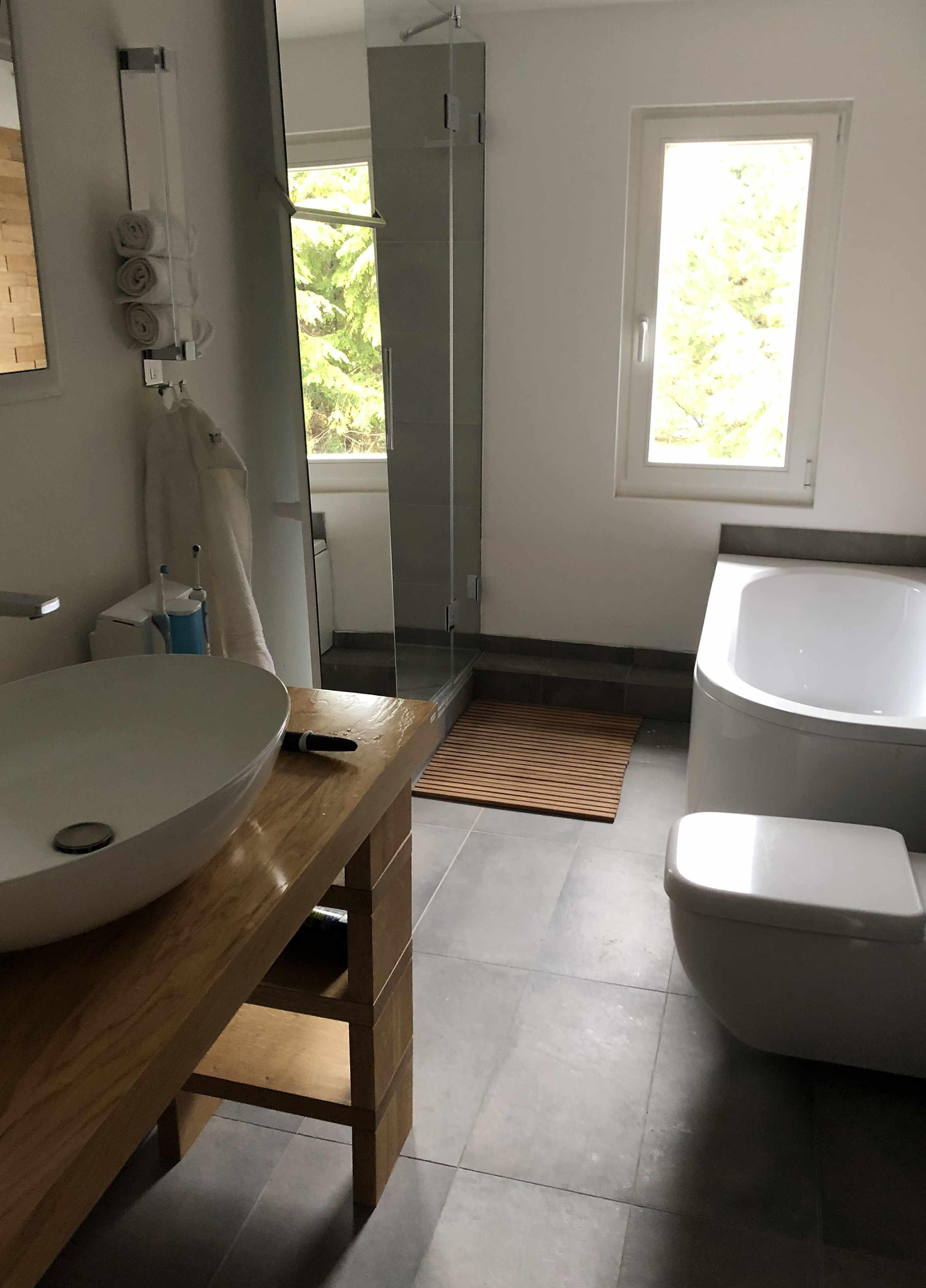 Badsanierung Hamburg   Hände und Werke   Badezimmer Umbau zum ...
